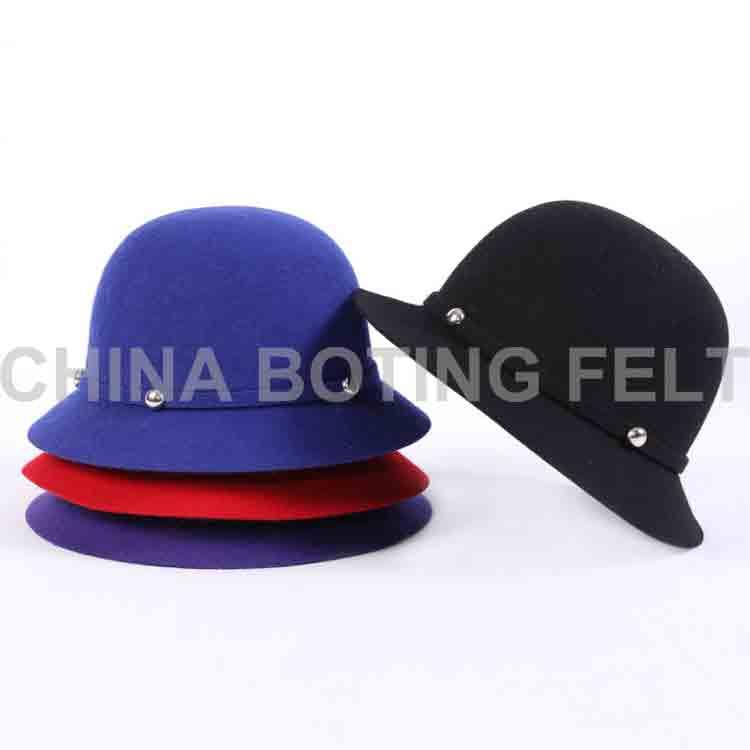 cappello di feltru cloche 1