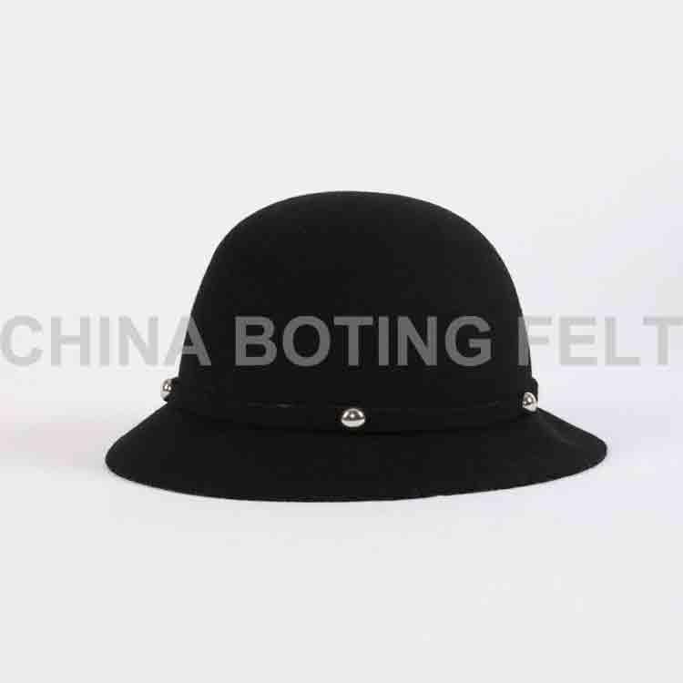 cappello di feltru cloche 3