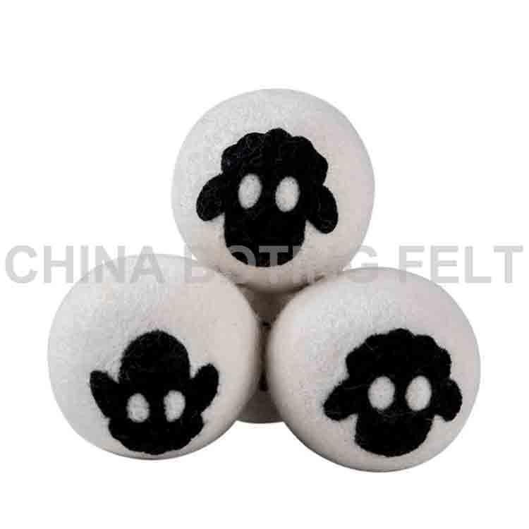 palle secchi di feltru