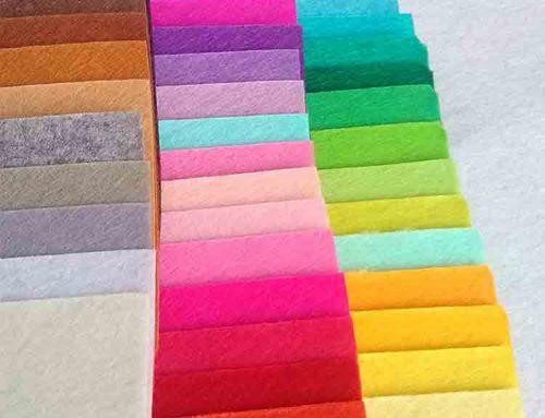 felt fabric sheets