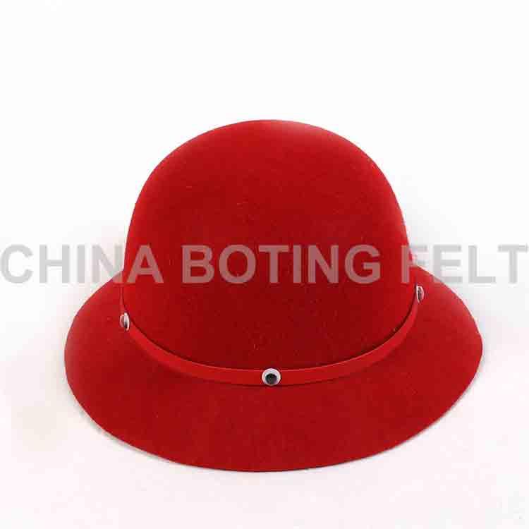 felt fedora hat 1