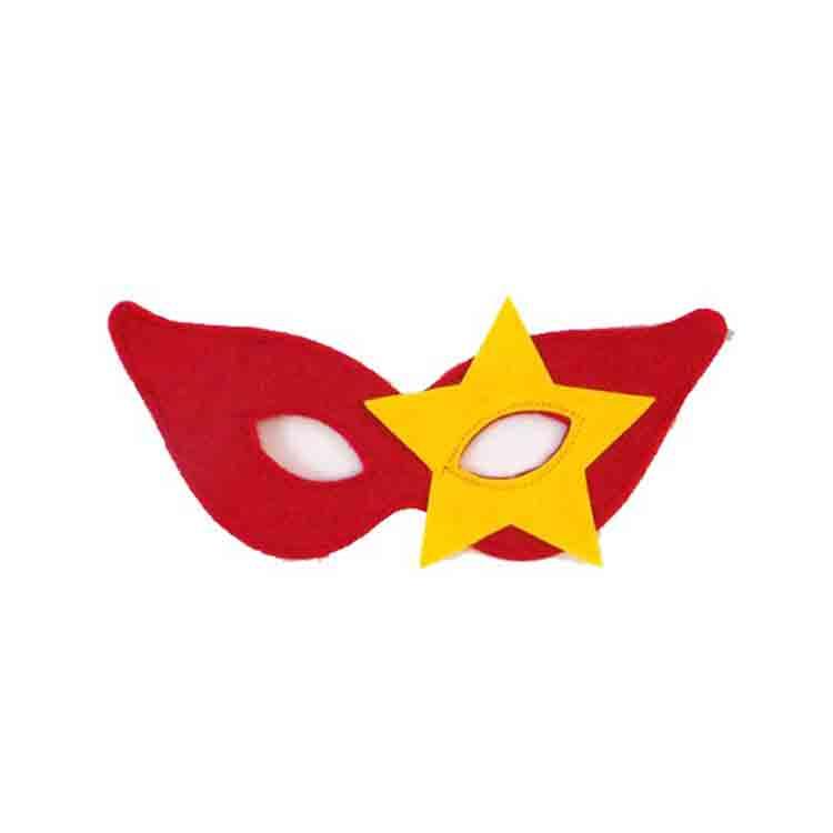 felt fox mask 2
