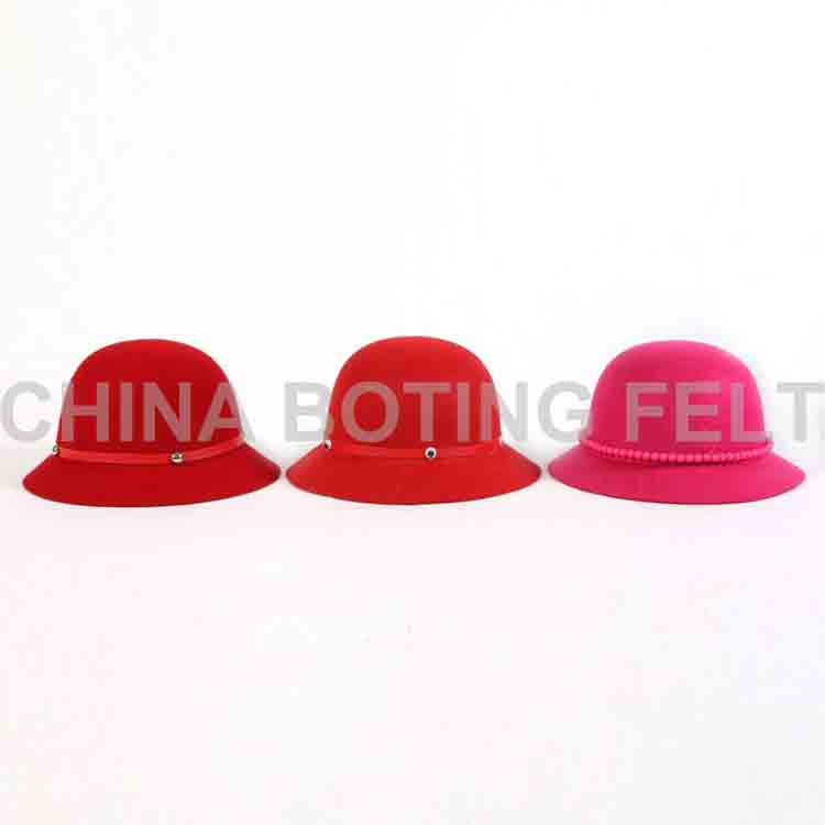 felt hat making 1