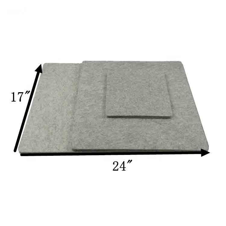felt ironing mat