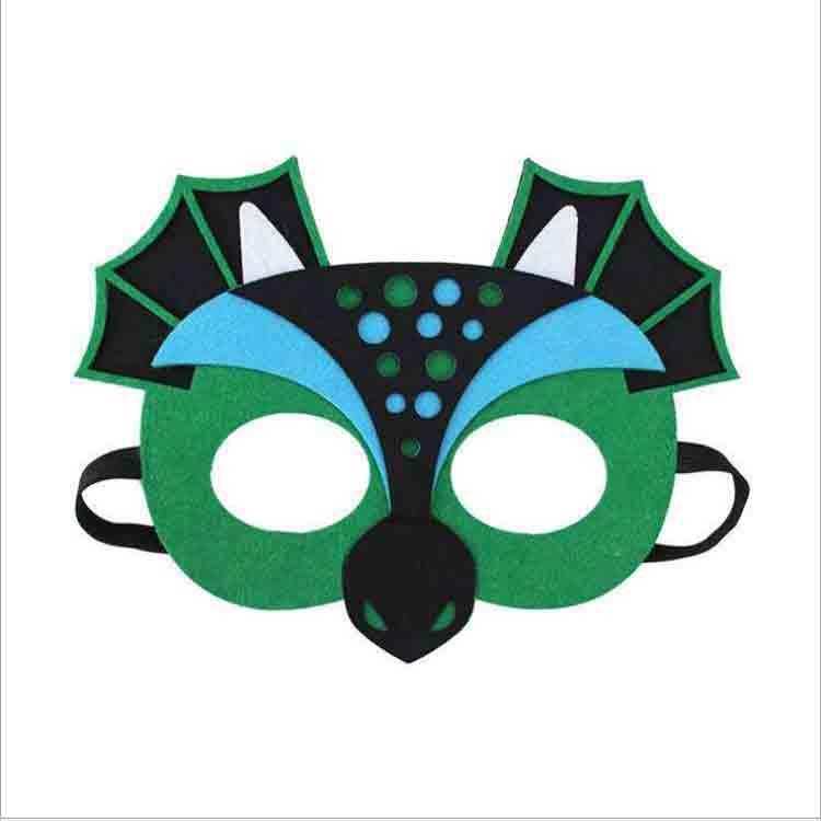 felt owl mask 3
