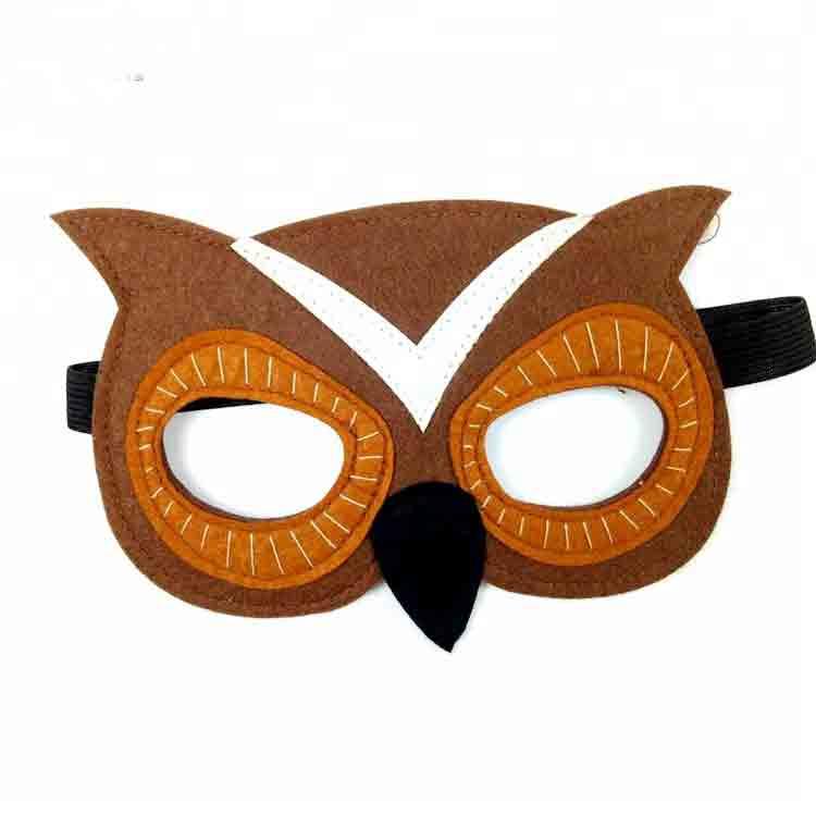 felt owl mask 6