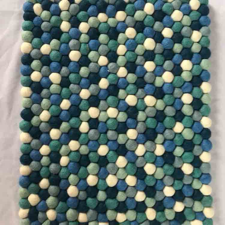 felt rock rug 2