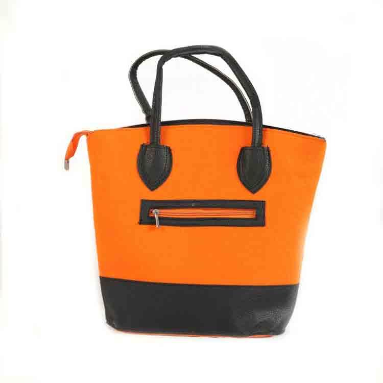 felt shopping bags