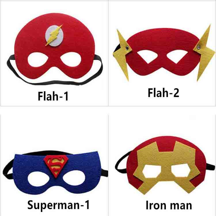 felt superhero mask 2