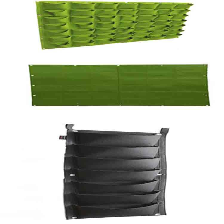 felt wall planter 3