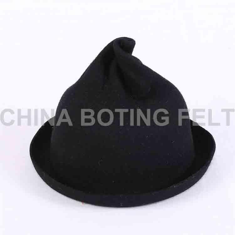 felt witch hat 2