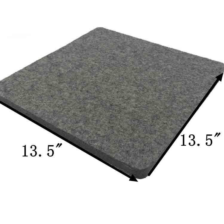 felted wool ironing pad 2