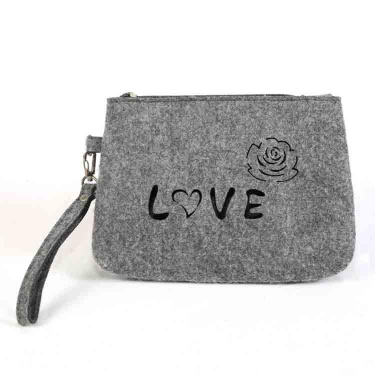 felted wool purse 1