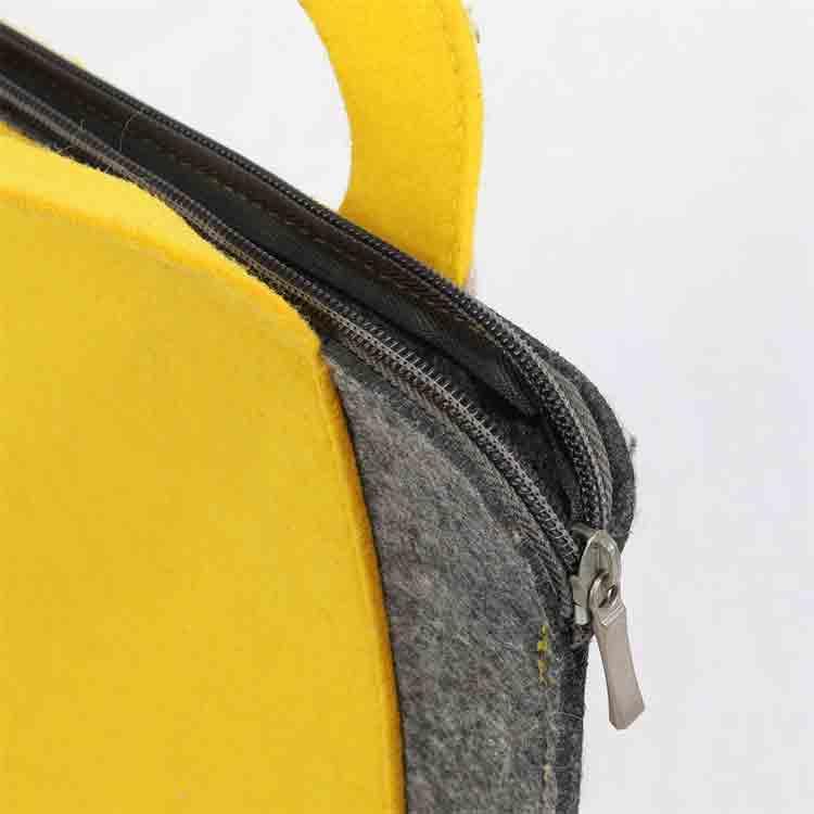 felted wool tote bag 3
