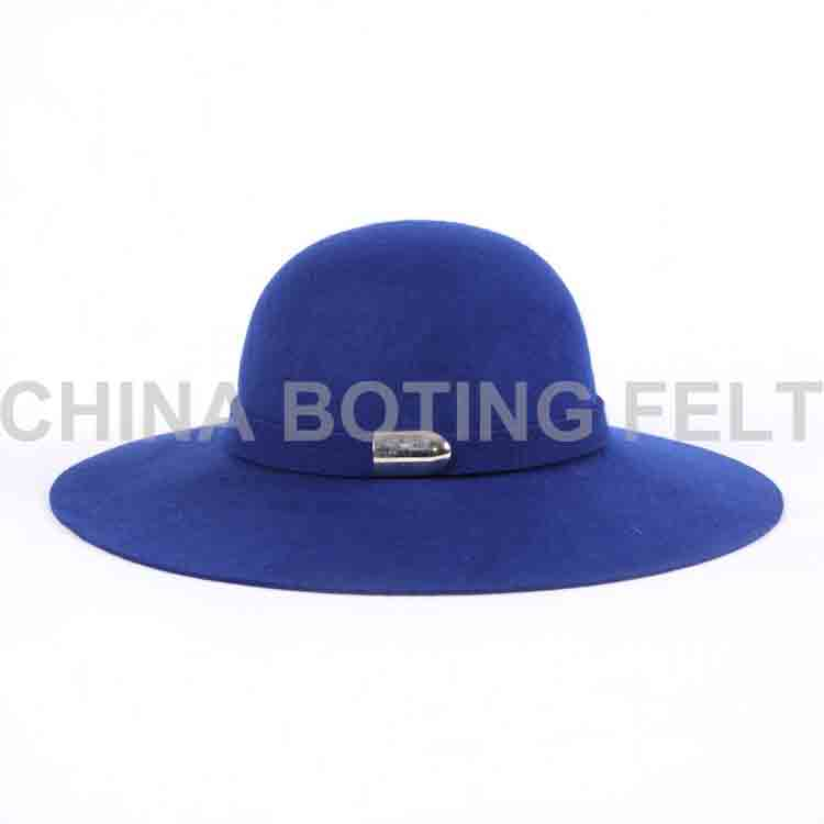 kürk fötr şapka