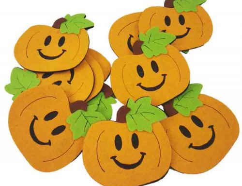halloween felt crafts