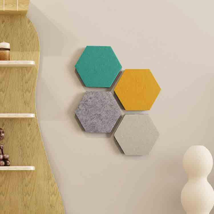 hexagon wall panels 1