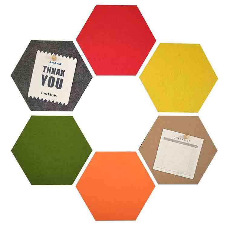 hexagon wall panels 3