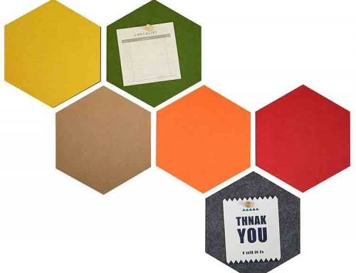 hexagon wall panels