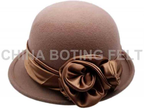 ladies felt hat
