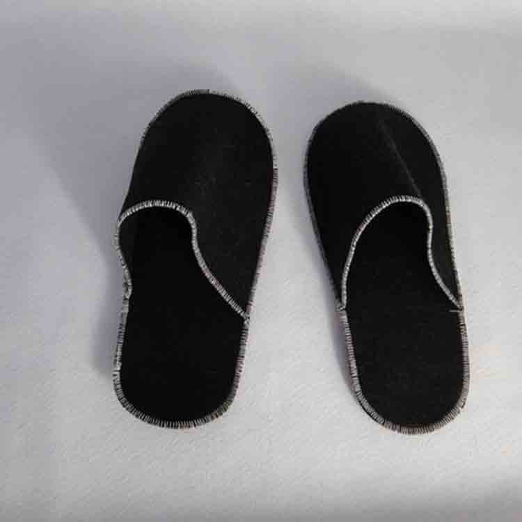 mens felt slippers
