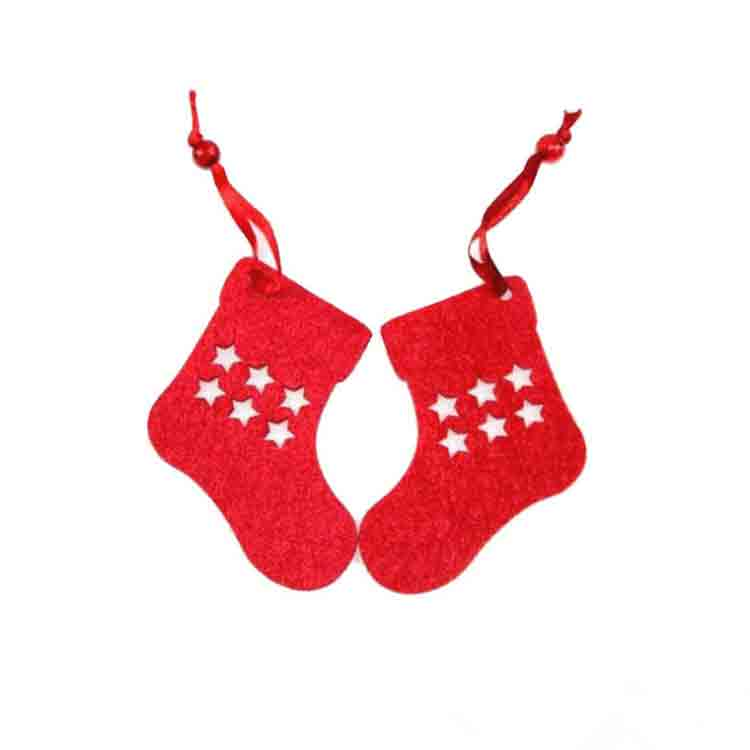 needle felted christmas decorations 1