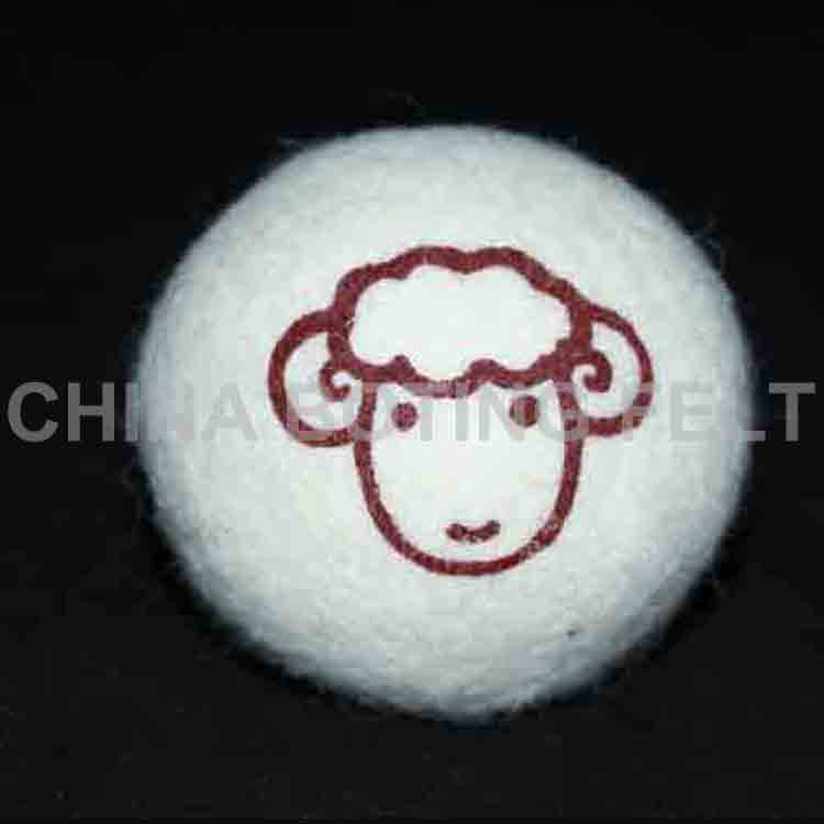 needle felted dryer balls 1