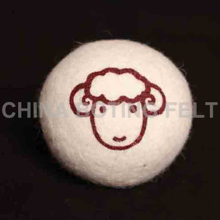 needle felted dryer balls 4