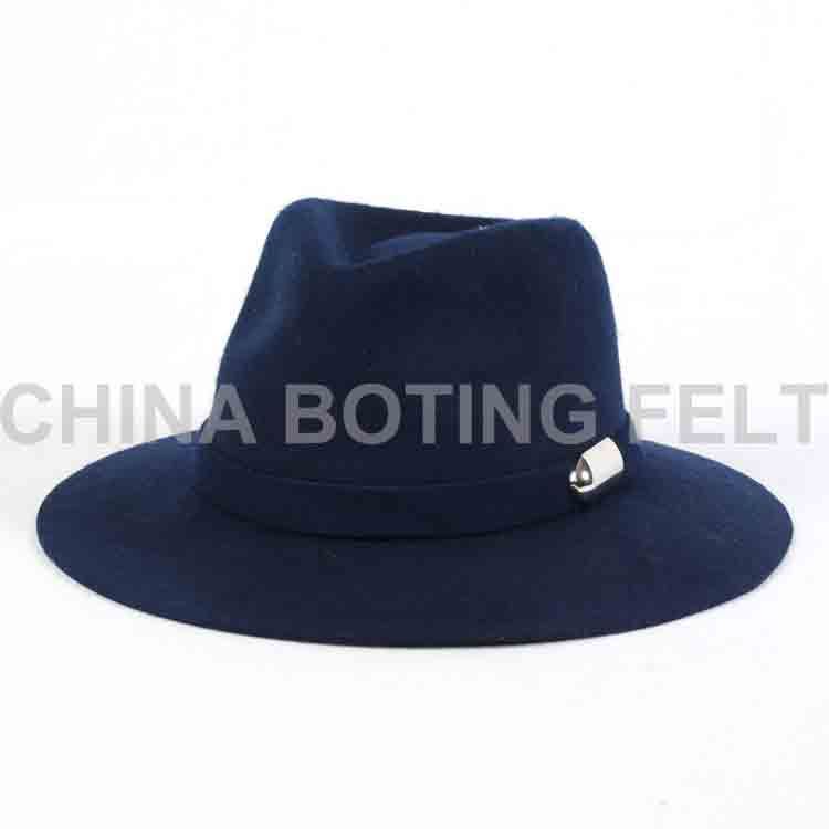 open crown felt cowboy hat