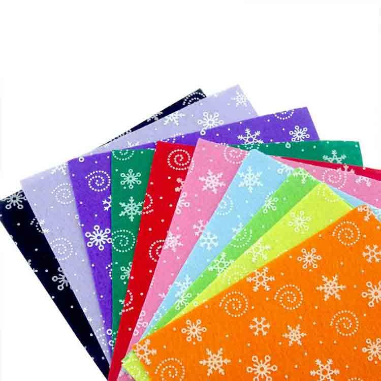 printed felt sheets 2