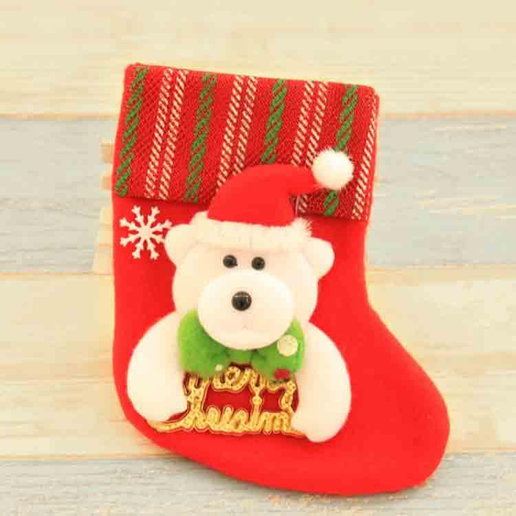 red felt stocking 2