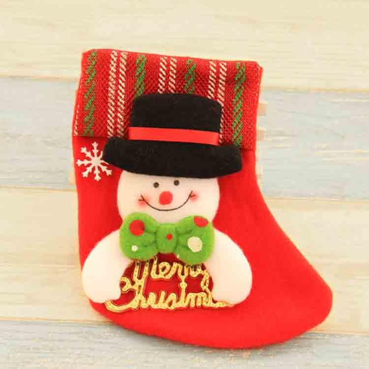red felt stocking 4