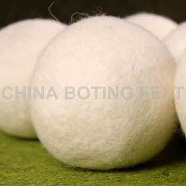 scented wool dryer balls