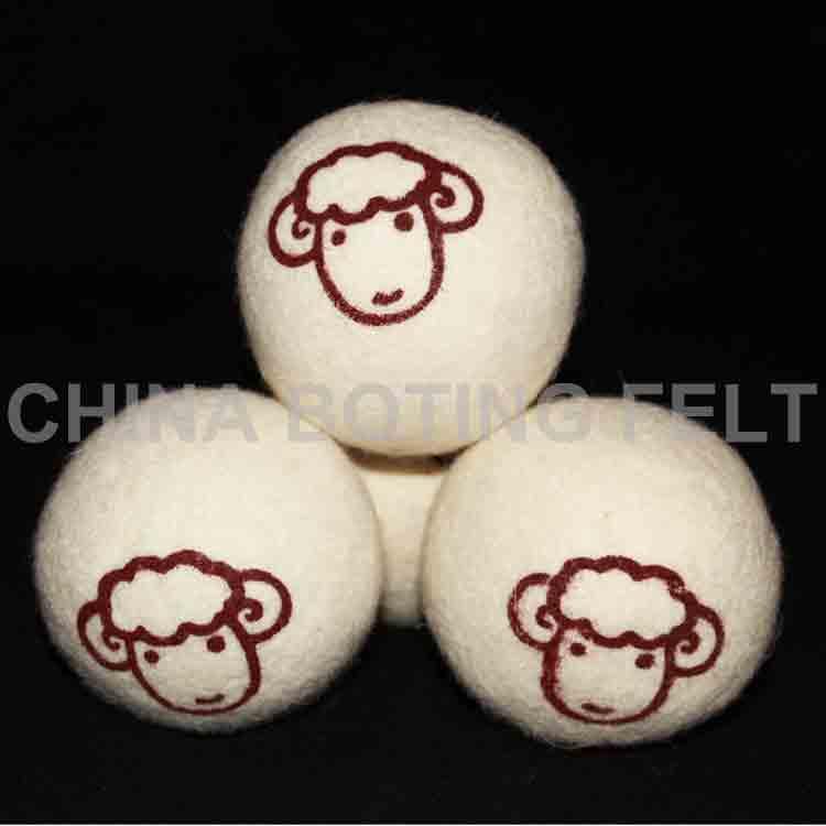 sheep wool dryer balls 3