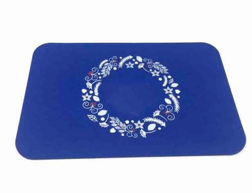 thick felt placemats