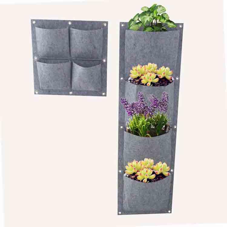 vertical wall planter 4