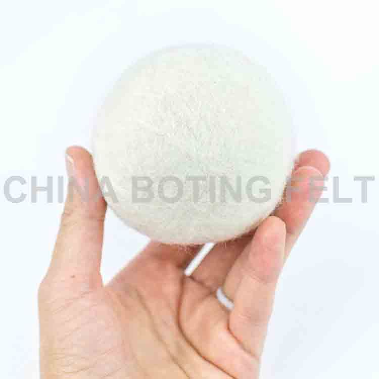 wool dryer balls static