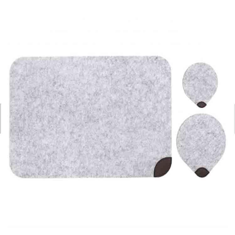 wool felt placemats 1