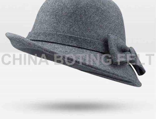 vlnený klobúk v lete