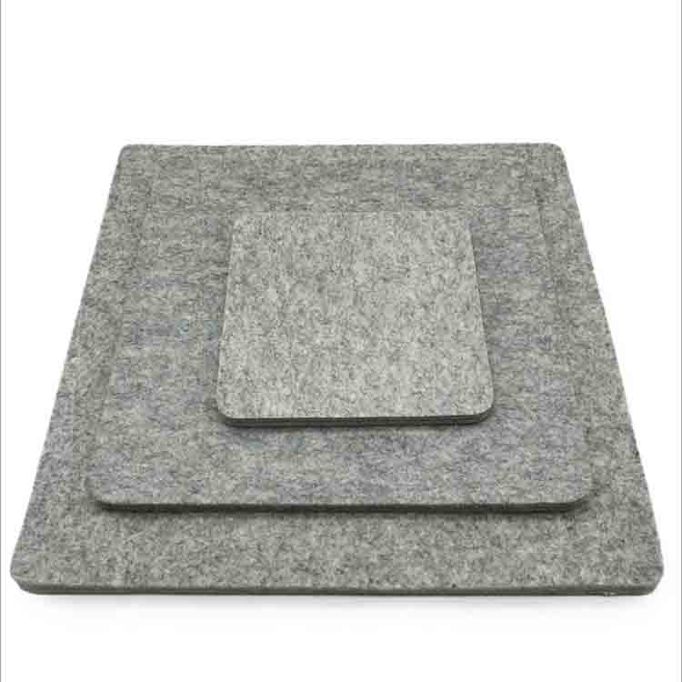 wool ironing pad