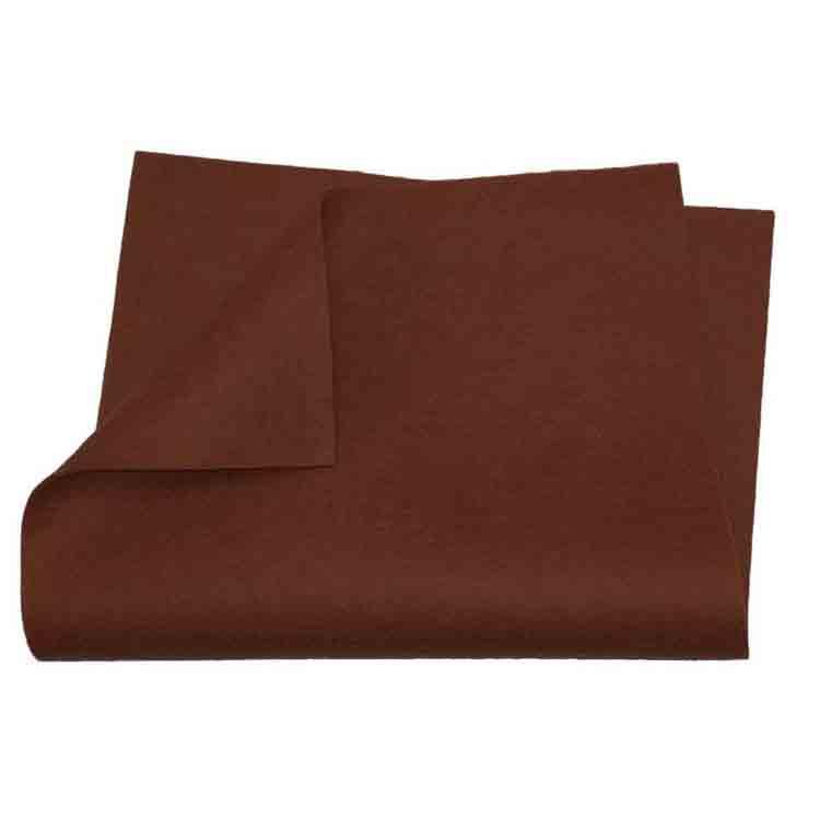 brown felt