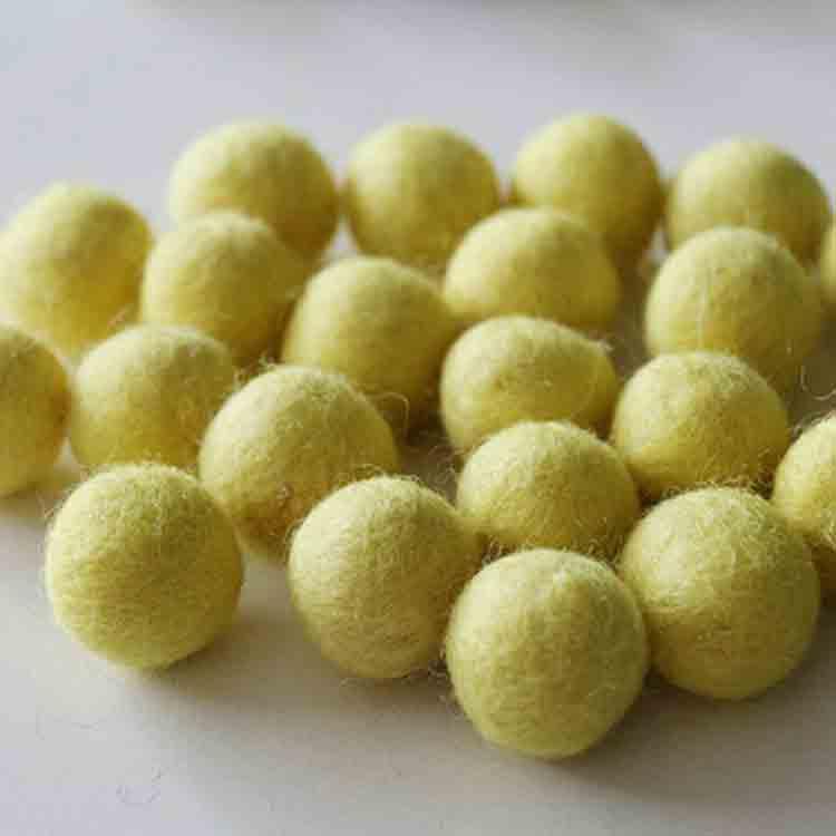 buy felt balls 3