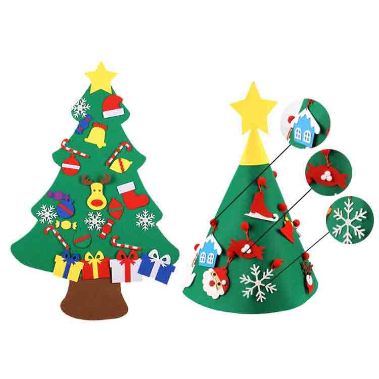 felt christmas tree skirt 2