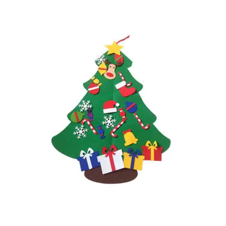 felt tree decorations 3