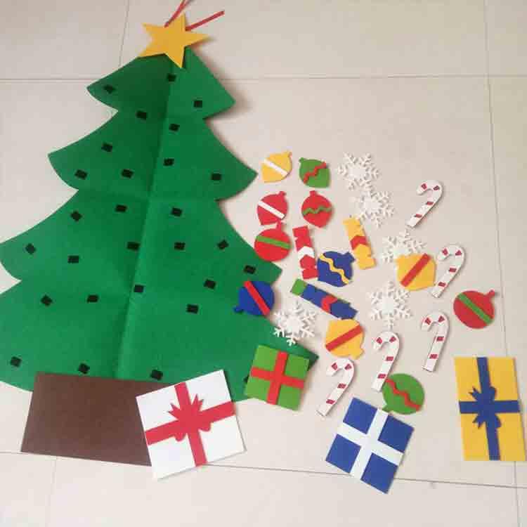 felt tree decorations 4
