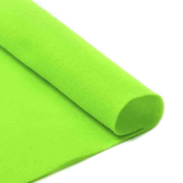 green felt fabric 3