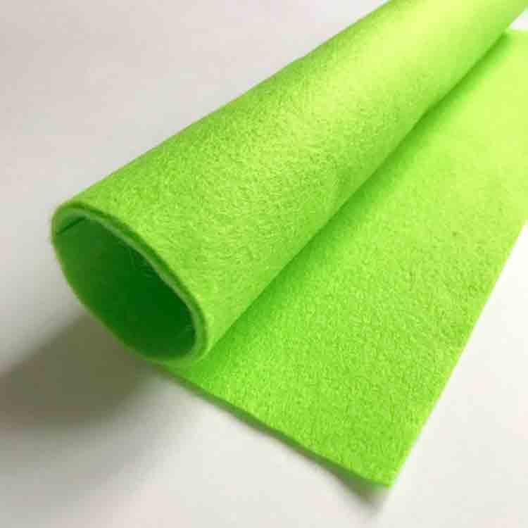 green felt roll 3