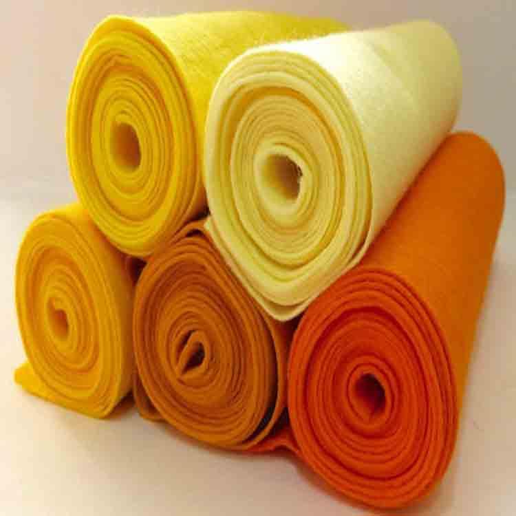 large felt rolls 3