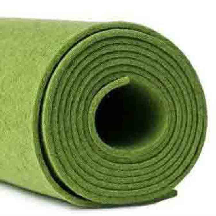 large felt rolls