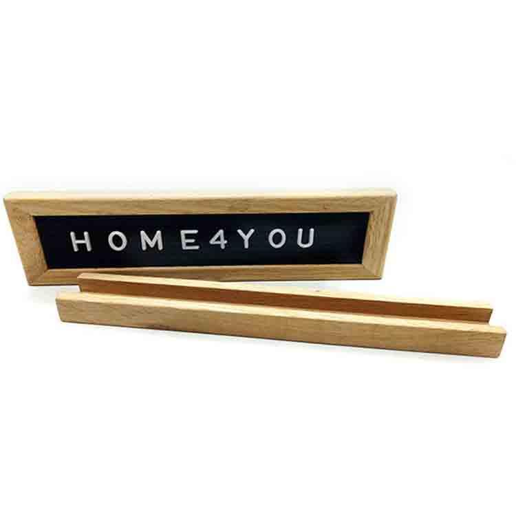 mini felt letter board